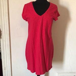 GAP Factory T-shirt Dress Size L